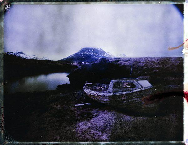 Fine art Polaroid photography by Guðmundur Óli Pálmason - kuggur.com - Iceland