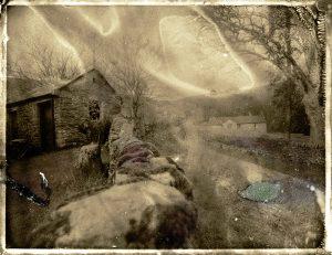 English countryside - Fine art Polaroid photography by Guðmundur Óli Pálmason kuggur.com